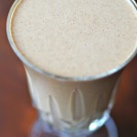 "Chocolate Almond Smoothie - Quick easy ""pick me up"" full of protein and antioxidants. 