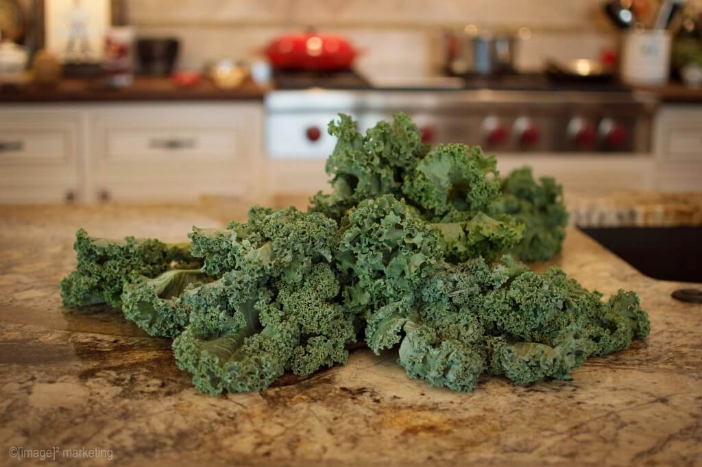 Kale in the Kitchen