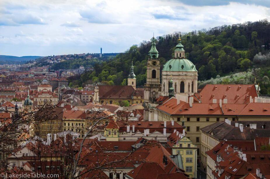 Prague travel log