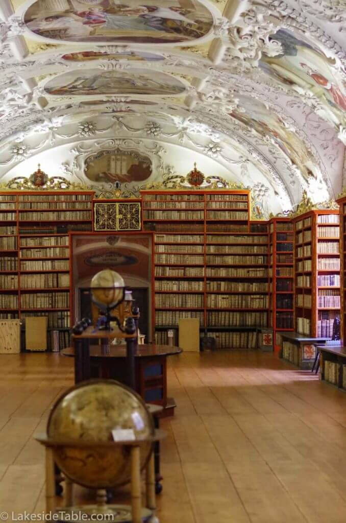 Philosopher's Hall Strahov Monastery and Library