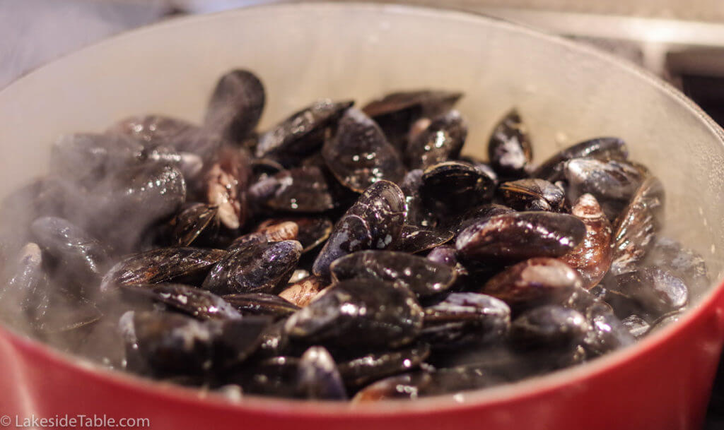 moules au poivre recipe mussels with peppers