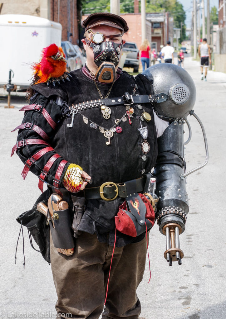 Hannibal MO Steampunk Festival 2017   www.lakesidetable.com