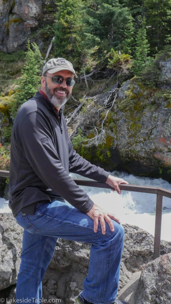 My mountain man! | www.lakesidetable.com