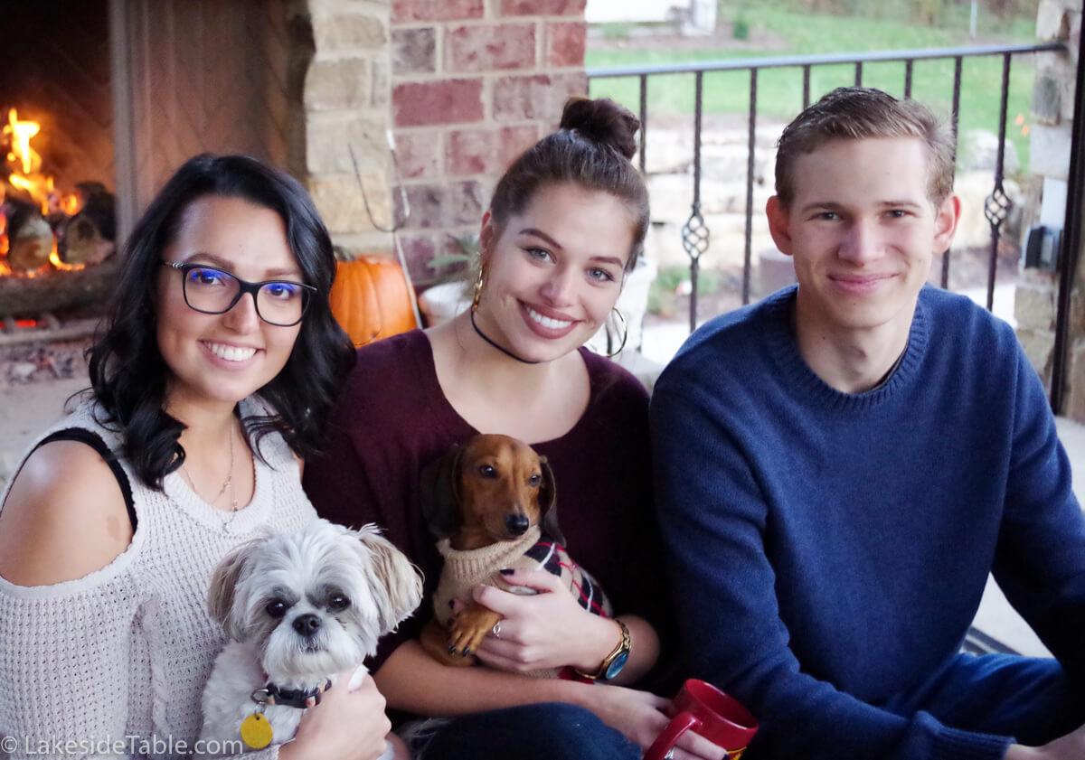 Alexandria, Brianna & Carver
