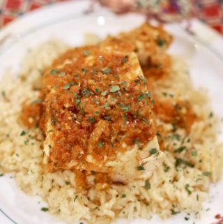 Piri Piri Chicken Recipe - Give yourself the night off AND impress your family in this crazy quick and easy flavorful dish. They will love it!