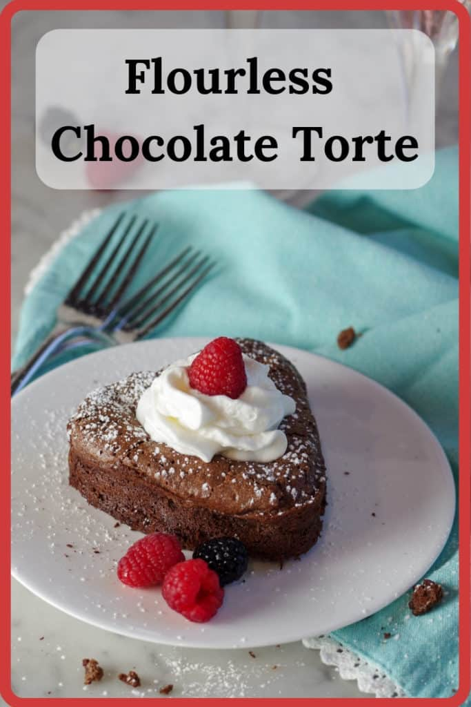 Make this flourless chocolate torte for your date night. Date Night Dinners: 3 full meals inspired by 3 romantic cities. 3 Step by Step menus you can make ahead of time so you can have FUN in your kitchen!