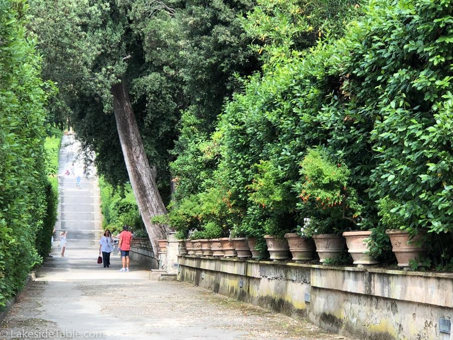 Tivoli Gardens of Villa d'Este
