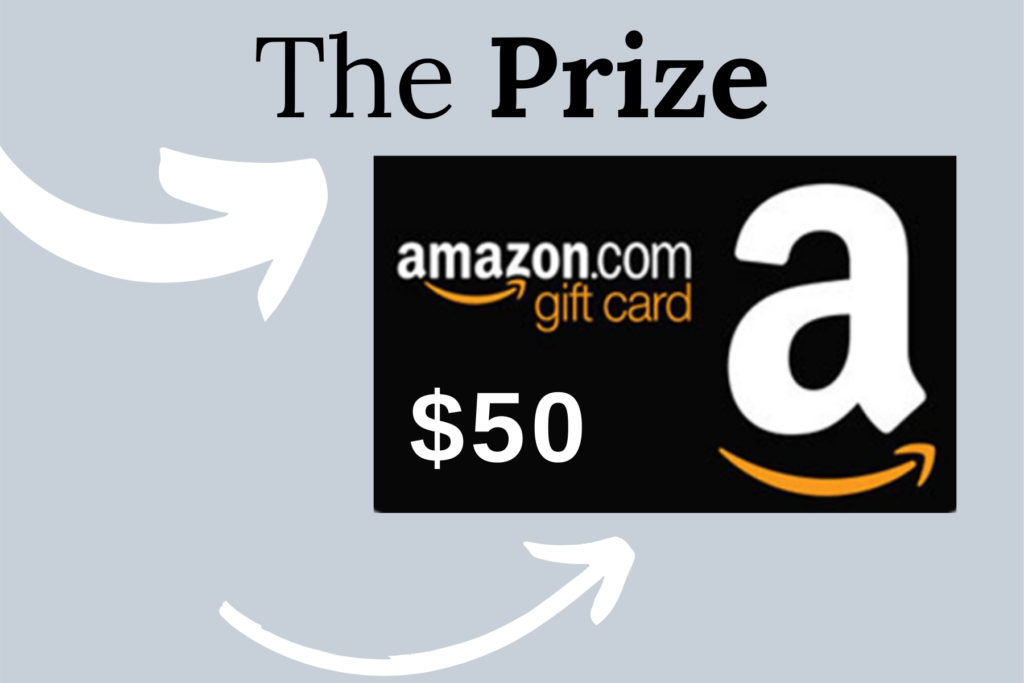 $50 gift card from amazon