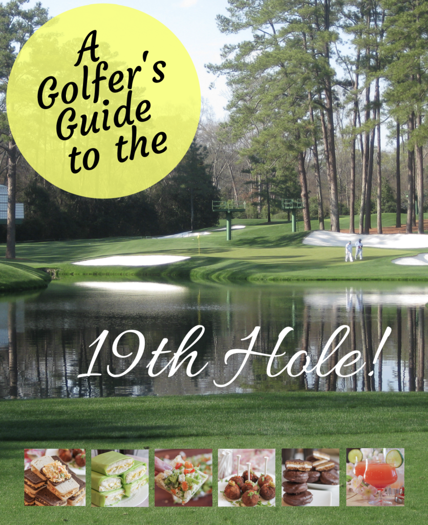 Meal plan inspired by Masters Golf Tournament