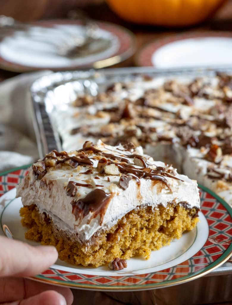 better than sex pumpkin cake